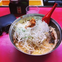 Photo taken at 金長本店 by Temuulen T. on 6/5/2014