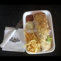 Photo taken at Gringos Food by Asma B. on 4/9/2014