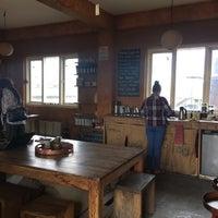 Photo taken at Karma Coffee by Sandra W. on 3/14/2016
