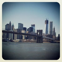 Photo taken at Brooklyn Bridge Park by Tsvetan T. on 10/16/2012