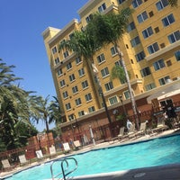 Photo taken at Residence Inn Anaheim Resort Area/Garden Grove by AbdulRhman A. on 7/14/2016