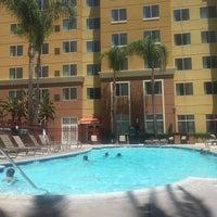 Photo taken at Residence Inn Anaheim Resort Area/Garden Grove by AbdulRhman A. on 7/17/2016