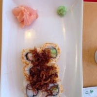 Photo taken at Pelican Sushi by Greg Úr on 4/11/2014