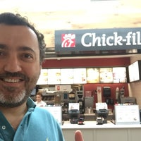 Photo taken at Chick-fil-A by Alberto F. on 7/15/2017