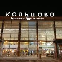 Снимок сделан в Международный аэропорт Кольцово (SVX) пользователем Stas P. 2/25/2013