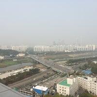 Photo taken at STX W Tower by Da-Hee C. on 10/21/2015
