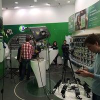 Photo taken at Мегафон by Олег А. on 10/19/2014