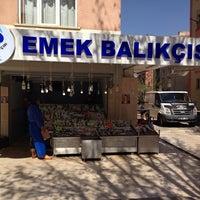 Photo taken at Emek Balıkçısı by Suat P. on 3/23/2014