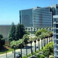 Photo taken at Hilton San Jose by Kelly K. on 7/27/2013