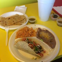 Photo taken at Bernardo's Taco Shop by Pep S. on 6/6/2014