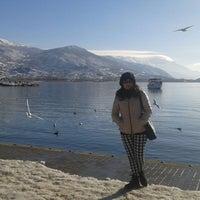 Photo taken at Gostivar - Ohrid by Mus K. on 5/17/2015