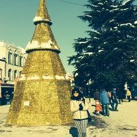 Photo taken at Gostivar - Ohrid by Mus K. on 1/2/2015