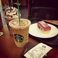 Photo taken at Starbucks by Kot S. on 1/1/2013