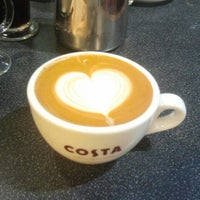 Photo taken at Costa Coffee by Marco K. on 10/21/2012