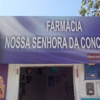 Photo taken at Farmacia Nossa Senhora da Conceiçao by Neto L. on 4/11/2014