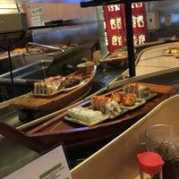 Photo taken at Fuji Sushi Boat & Buffet by DiNO D. on 7/21/2015