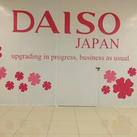 Photo taken at Daiso by HKTEOH on 3/31/2017