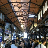 Photo taken at Mercado de San Miguel by Fabio M. on 5/4/2013
