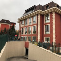 Photo taken at Lycée français de Sofia Victor Hugo by Ivan I. on 11/16/2017