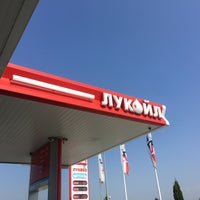 Photo taken at Лукойл(Lukoil) by Ivan I. on 8/6/2016