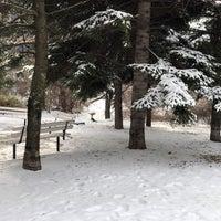 Photo taken at Градинката пред хотел Маринела by Ivan I. on 1/16/2018