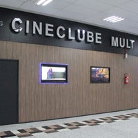Photo taken at Cineclube Mult 3D by Cineclube Mult 3D on 3/15/2014