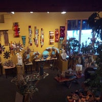 Photo taken at Hogan Trading Co Gallery by Sharon C. on 9/21/2012