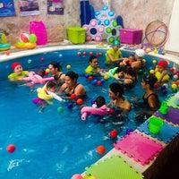 Photo taken at AQUA Costa de Oro by PauLina V. on 9/8/2014