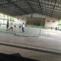 Photo taken at Polideportivo CEP by Wilson P. on 11/10/2016