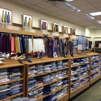 Photo taken at Jos. A. Bank Clothiers Inc. by Andrew M. on 11/13/2014