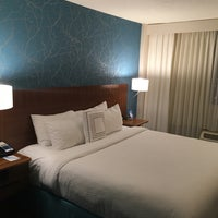 Photo taken at Fairfield Inn & Suites Charlotte Uptown by Andrew M. on 11/15/2016