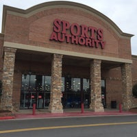 Photo taken at Sports Authority by Andrew M. on 2/14/2016