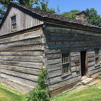 Photo taken at Lincoln Homestead State Park by Mr Peabody on 6/10/2016