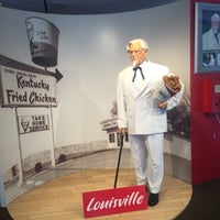 Photo taken at Louisville Visitors Center by Mr Peabody on 6/4/2016