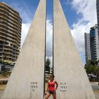 Photo taken at QLD & NSW Border by Bita on 1/20/2013