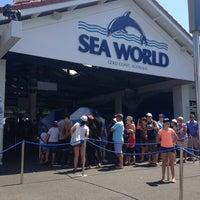 Photo taken at Sea World by Bita on 1/3/2013