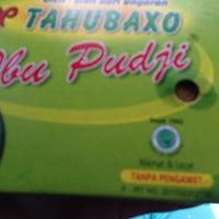 Photo taken at Tahu Baxo Bu Pudji by yp l. on 12/15/2014