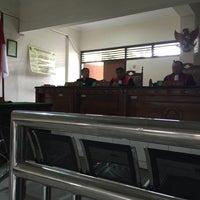 Photo taken at Pengadilan Negeri Semarang by yp l. on 2/2/2016