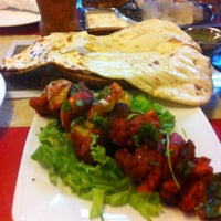 Photo taken at Mumtaz Halal Indian Restaurant by Julie D. on 3/21/2014