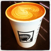 Photo taken at Victrola Coffee Roasters (Amazon Campus) by robin b. on 9/16/2013