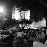 Foto tomada en Plaça Major - La Vila por Oriol P. el 8/23/2015