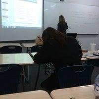 Photo taken at Centro De Educacion Ejecutiva - UP by Renatta N. on 7/17/2014