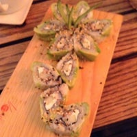 Photo taken at Sushi Tai by Jessica A. on 8/6/2014