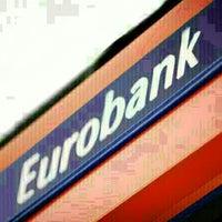 Photo taken at Eurobank by Marko H. on 7/17/2013