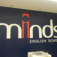 Photo taken at Minds Idiomas by Mauro S. on 2/20/2013