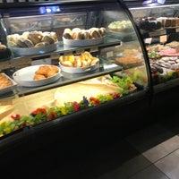 Photo taken at AJ's Fine Foods by Kraig K. on 4/5/2017