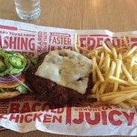 Photo taken at Smashburger by Kraig K. on 10/27/2014
