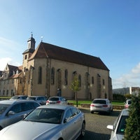 Photo taken at Hotel Kloster Haydau by Dmitry S. on 10/23/2014