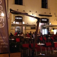 Photo taken at Сacao Prague by CACAO L. on 9/30/2014