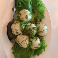 Photo taken at Paknam Seafood by phongthon 1. on 5/24/2017